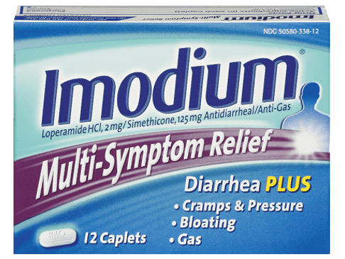 Imodium for IBS Product