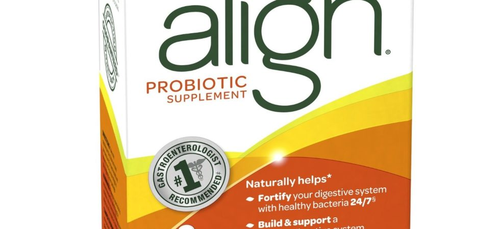 Less IBS Symptoms with Align Probiotic