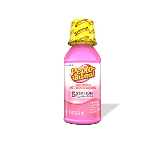 Quick Relief for Bad IBS Diarrhea with Pepto Bismol